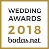 Ganadores de los Wedding Awards de Bodas.net en 2018, 2017, 2016, 2015 y 2014