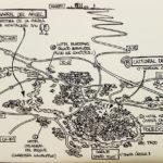 Planos y mapas originales para los invitados a una boda