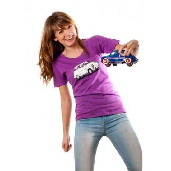 Estampación de camisetas de todos los modelos (mujer, hombre, niño)