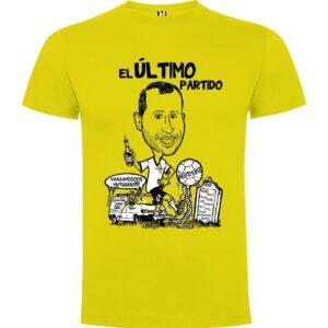 Camisetas de despedida de soltero para futboleros
